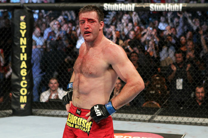 UFC Hall of Famer Stephan Bonnar