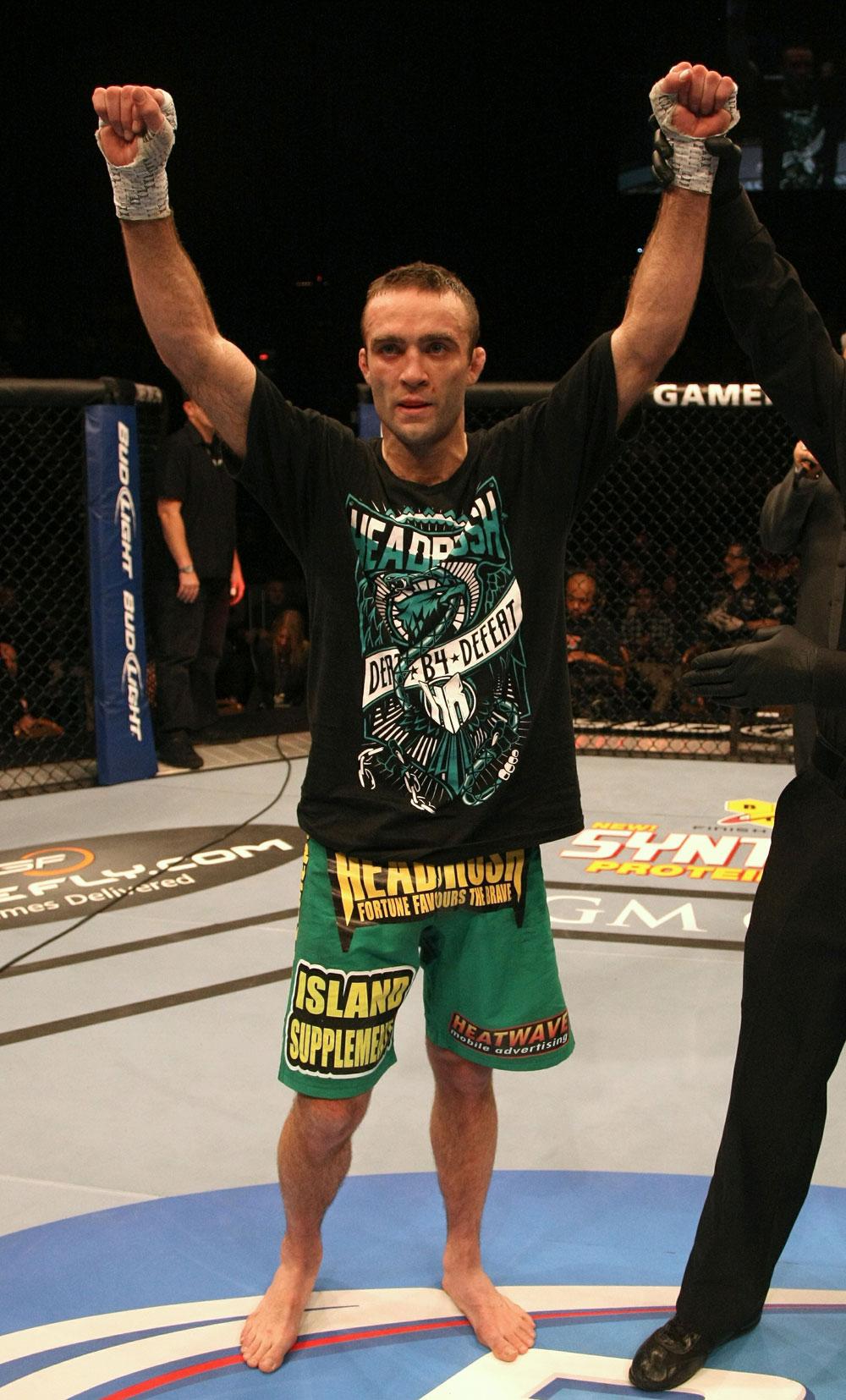 UFC lightweight Jacob Volkmann