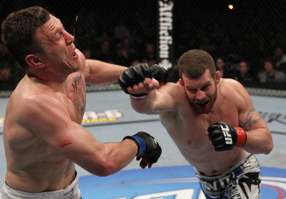 Strikeforce welterweight Nate Marquardt