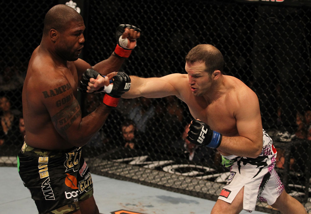 UFC light heavyweight Matt Hamill