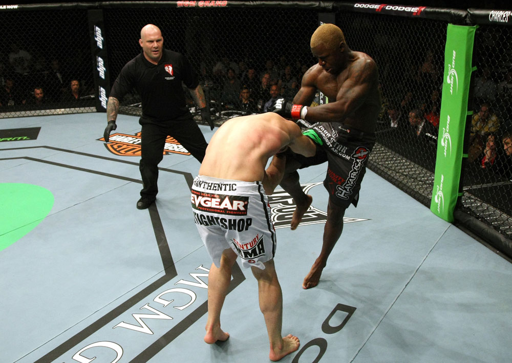 UFC lightweight Melvin Guillard
