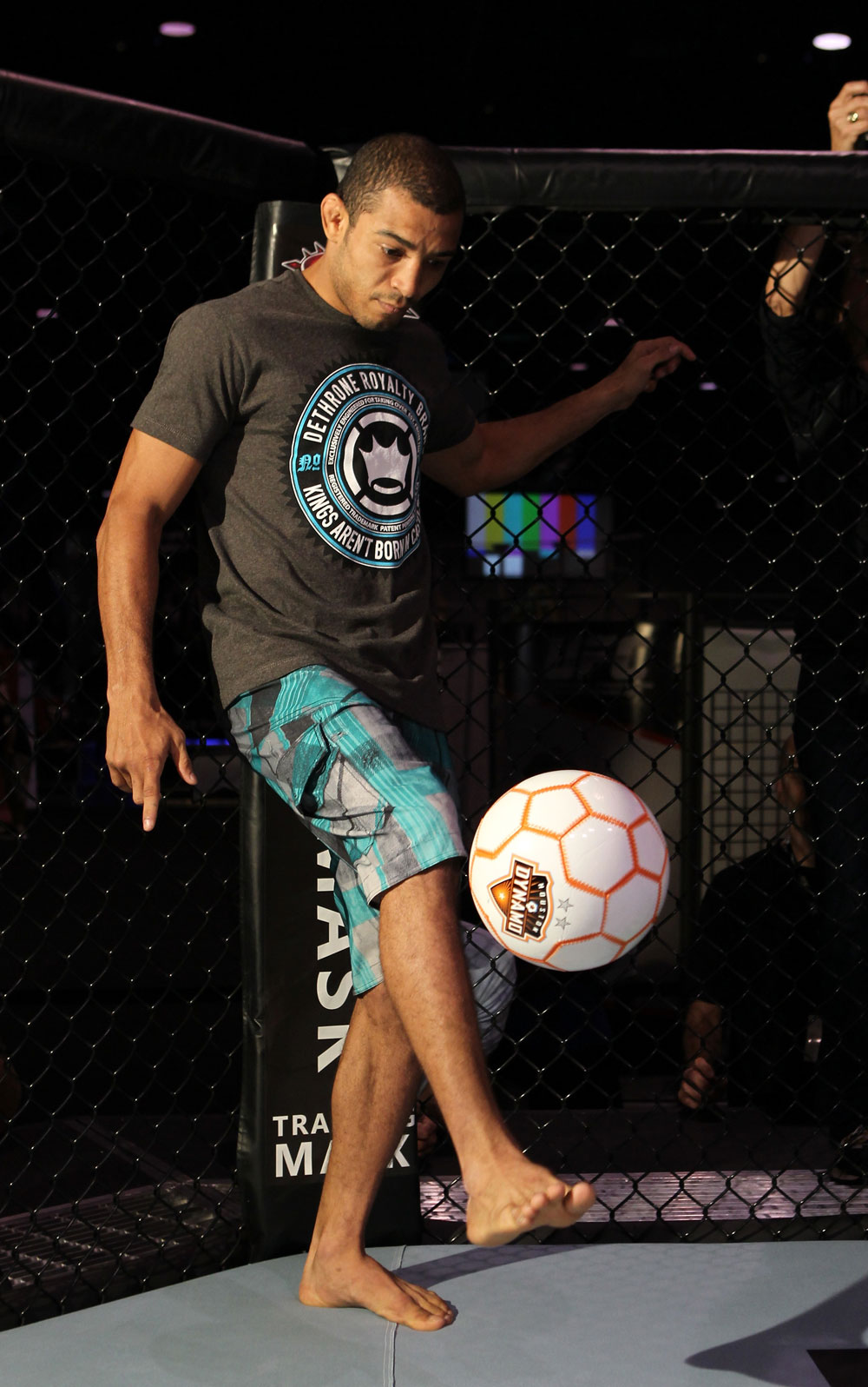 UFC featherweight champion <a href='../fighter/Jose-Aldo'>Jose Aldo</a>