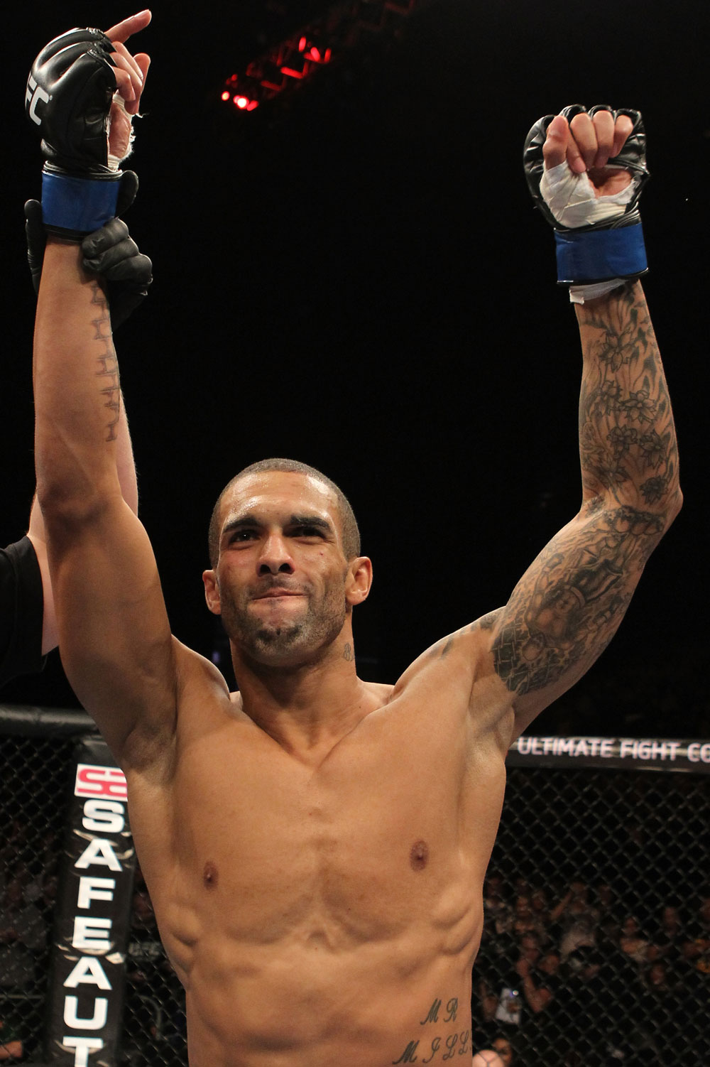 UFC welterweight Che Mills