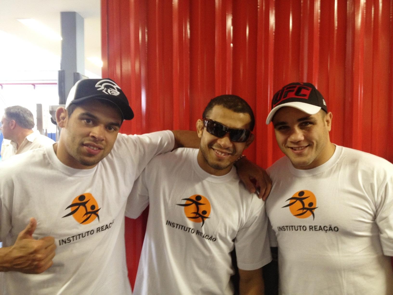Barao, Aldo y Sarafian