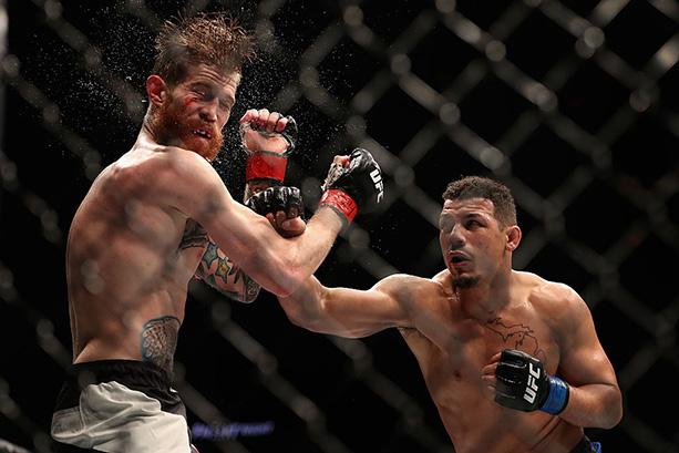Robert Whittaker the Fighter to Beat Yoel Romero Says Frank Mir