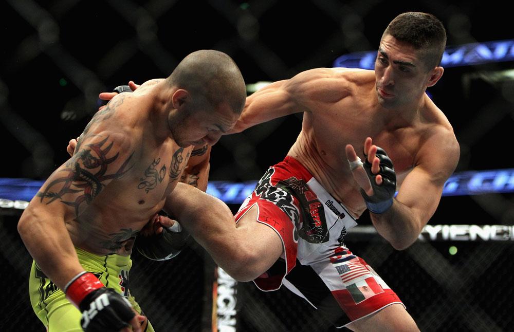 UFC featherweight Ricardo Lamas