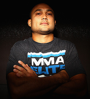 BJ Penn of the USA poses during a Press Conference ahead of UFC 127 at Star City on February 23, 2011 in Sydney, Australia. (Photo by Ryan Pierse)