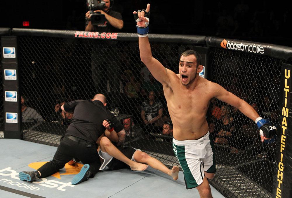 UFC lightweight Tony Ferguson