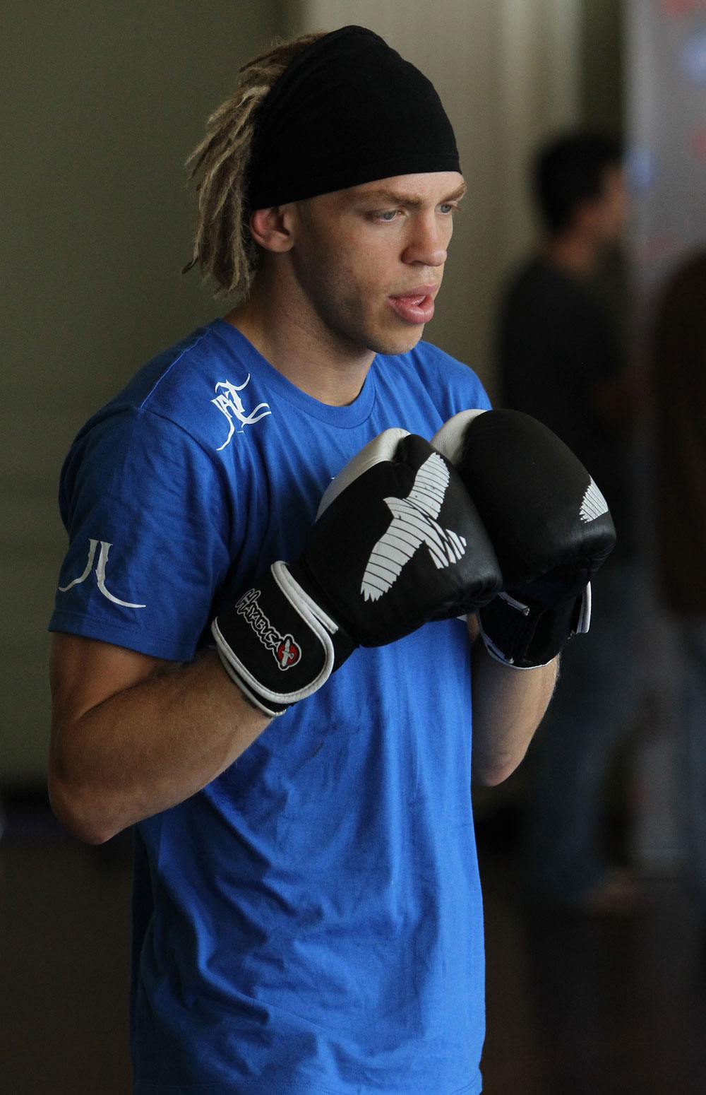 UFC featherweight Jonathan Brookins