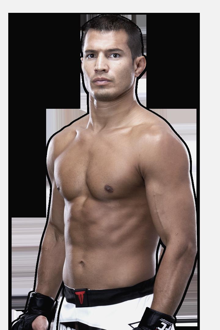 UFC welterweight Bobby Voelker