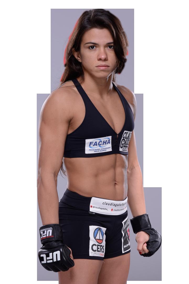 UFC strawweight Claudia Gadelha