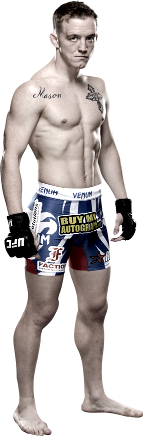 TUF 16 finalist Colton Smith