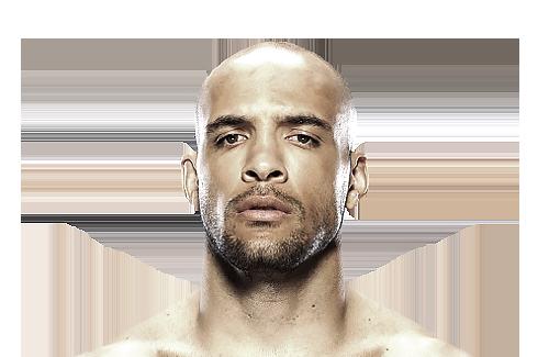 UFC welterweight Igor Araujo