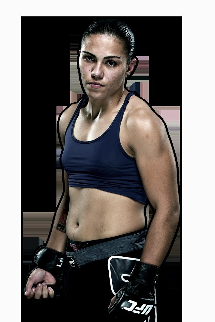 UFC bantamweight Jessica Andrade