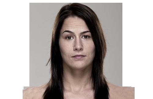 UFC bantamweight Jessica Eye
