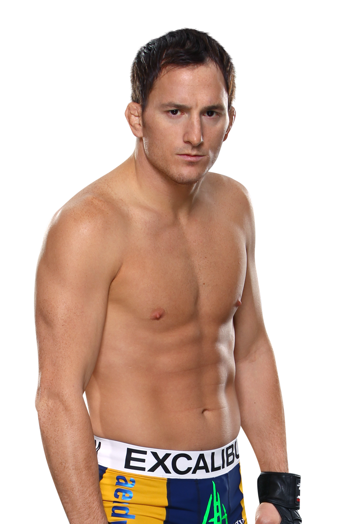 UFC lightweight Joe Ellenberger