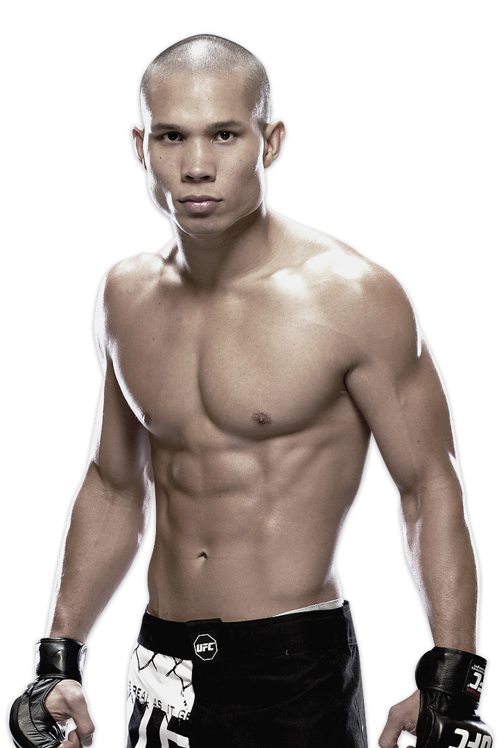 UFC lightweight Jon Tuck