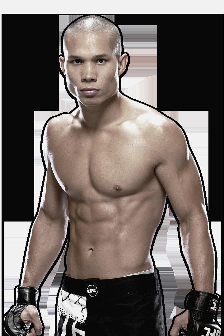 UFC lightweight Jon Tuck