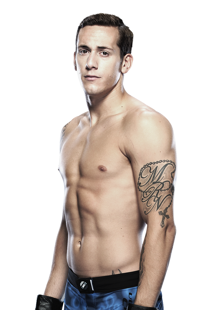 TUF 16 finalist Mike Ricci