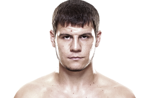 UFC heavyweight Nikita Krylov