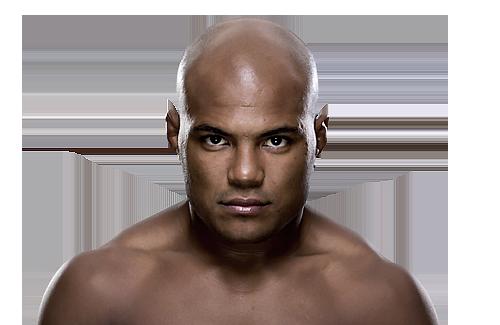 UFC bantamweight Wilson Reis