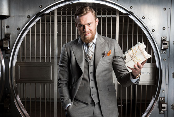 Image result for conor mcgregor money vault