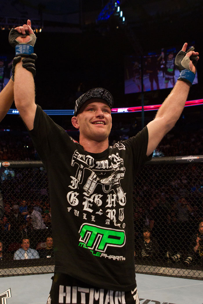 Martin Kampmann wins by unanimous decision.