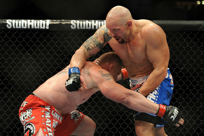 Lesnar vs. Carwin