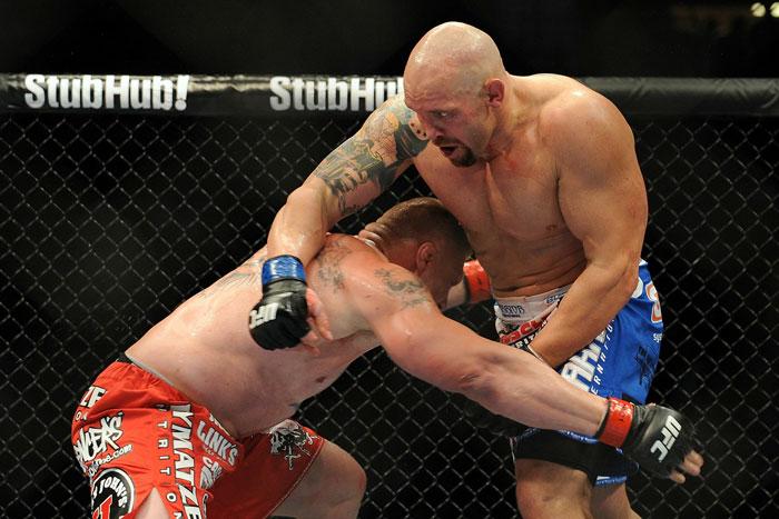 Lesnar vs. Carwin
