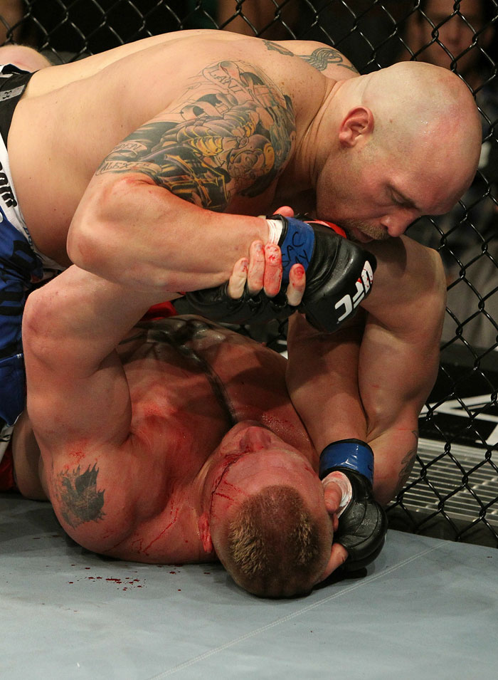 Lesnar vs.Carwin