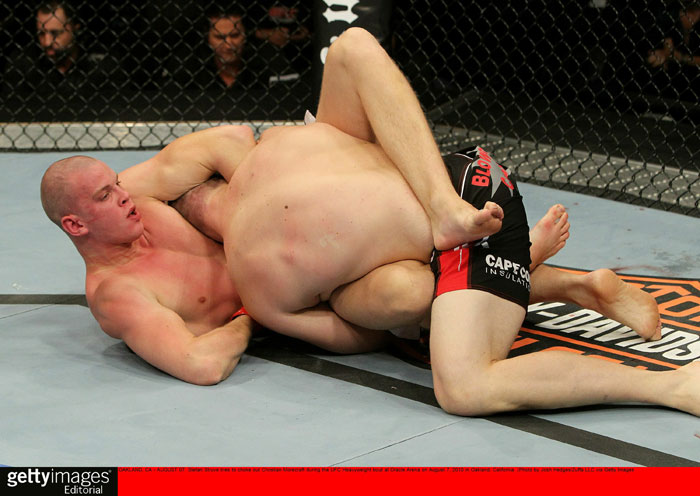 Struve vs. Morecraft