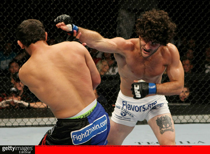 Hendricks vs. Brenneman