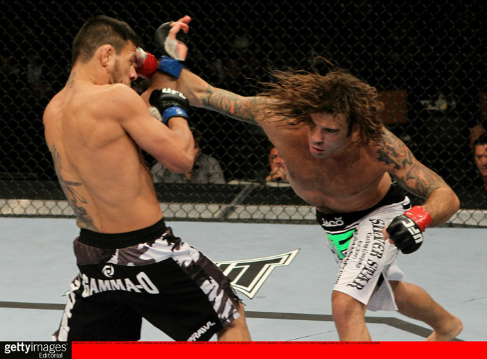 Guida vs. Dos Anjos