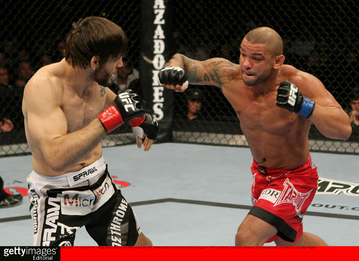 Fitch vs. Alves
