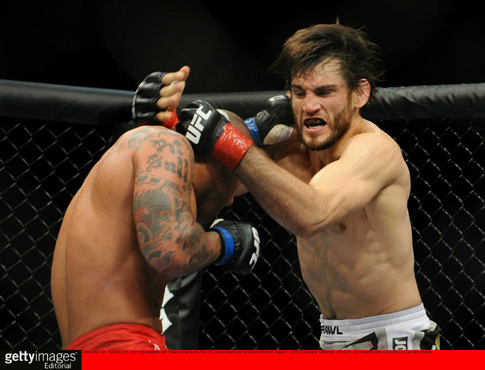 Fitch vs Alves