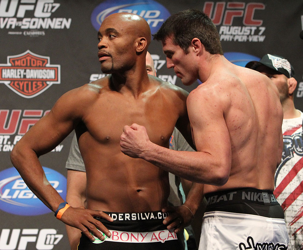 Silva vs. Sonnen