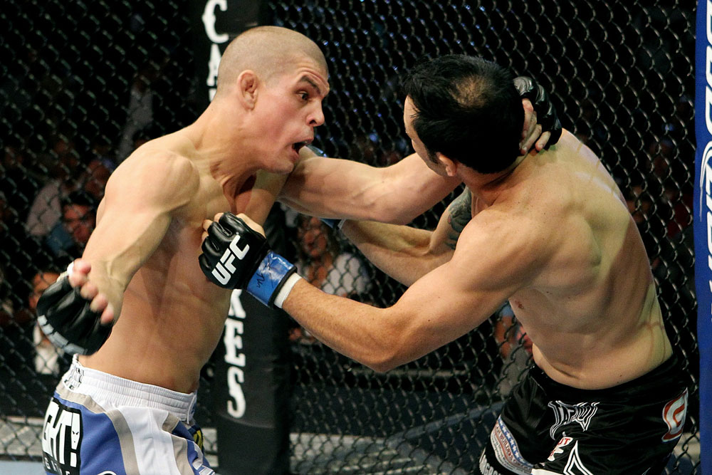 UFC118 Joe Lauzon vs. Gabe Ruediger