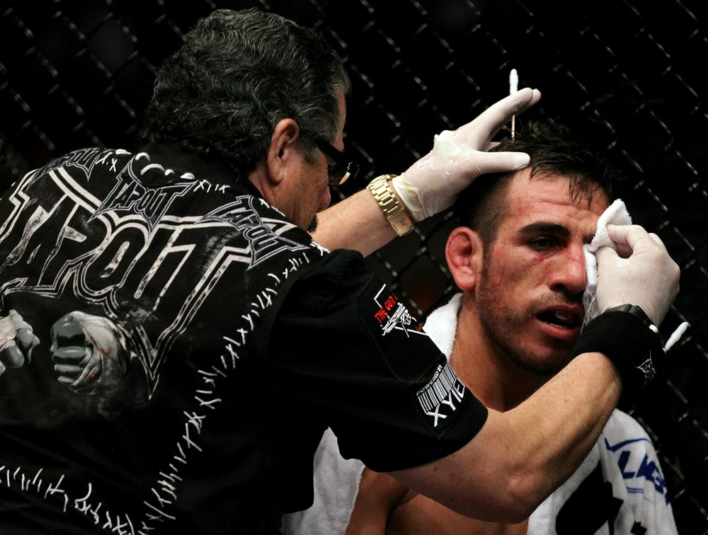 UFC 118 Kenny Florian