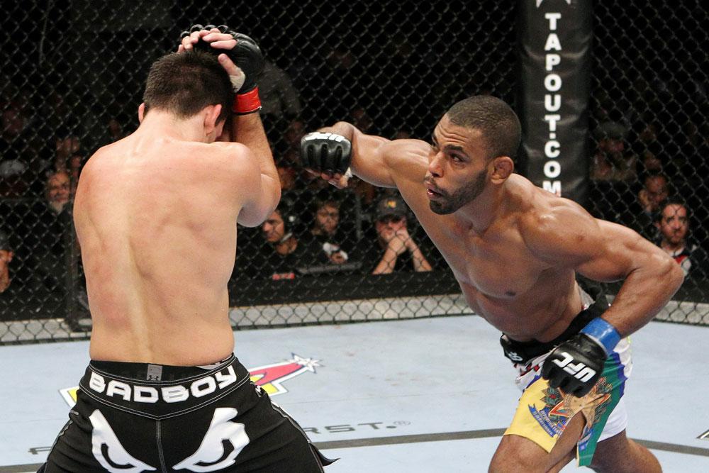 UFC 118 Maia vs. Miranda