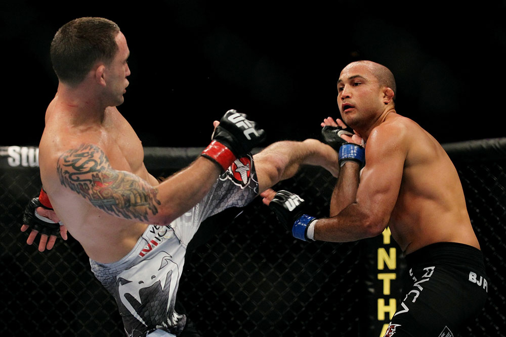 UFC 118 Edgar vs. Penn
