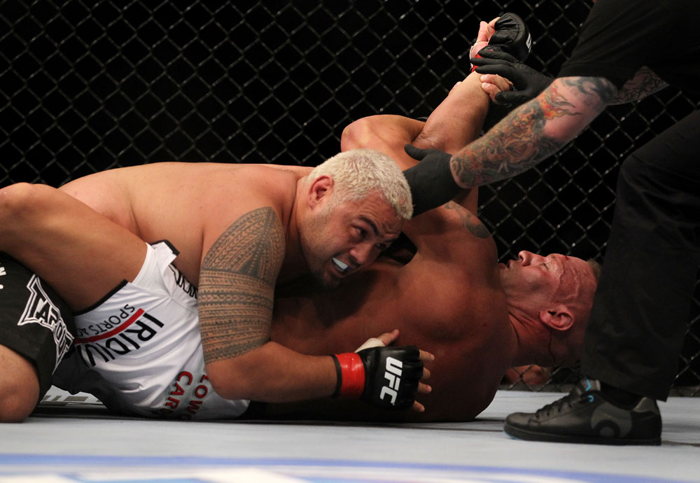 UFC 119 Hunt vs. McCorkle
