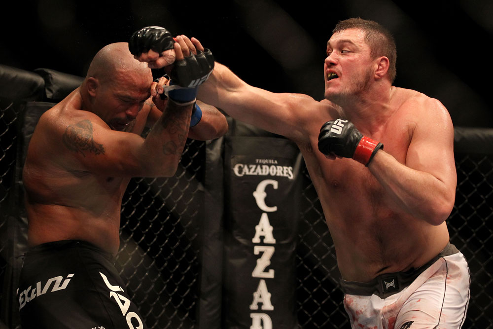 UFC 119: Mitrione vs. Beltran