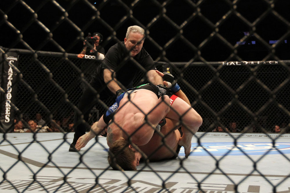 UFC 119: Dollaway vs. Doerksen