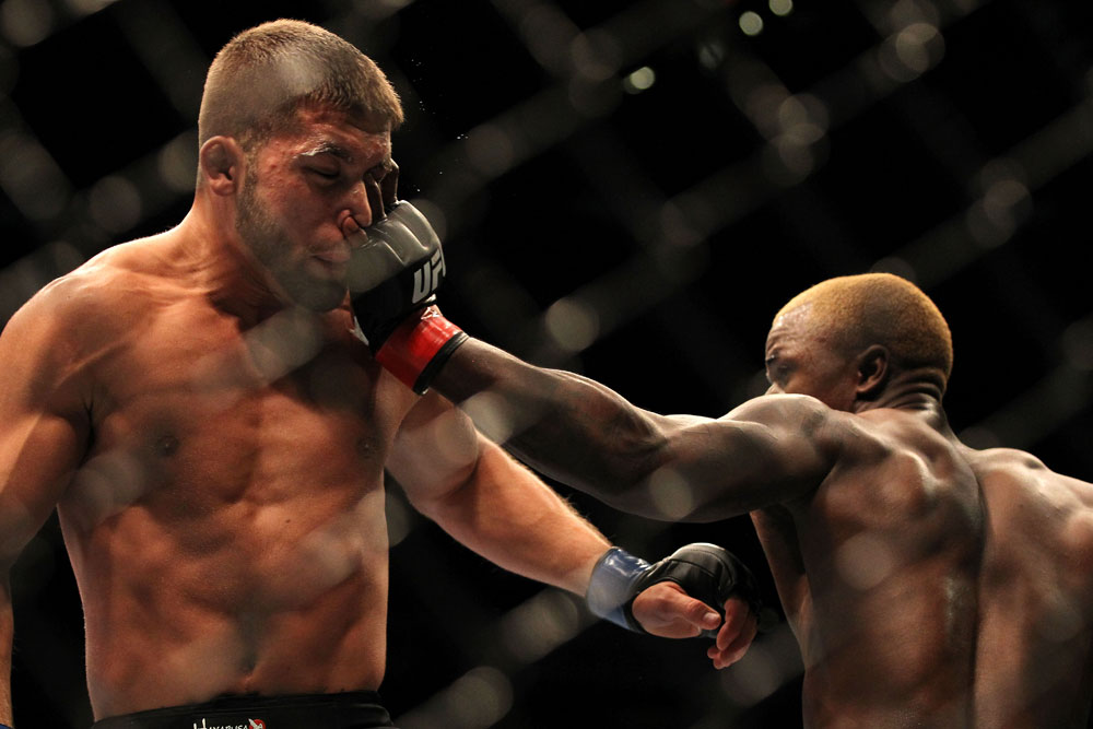 UFC 119: Guillard vs. Stephens