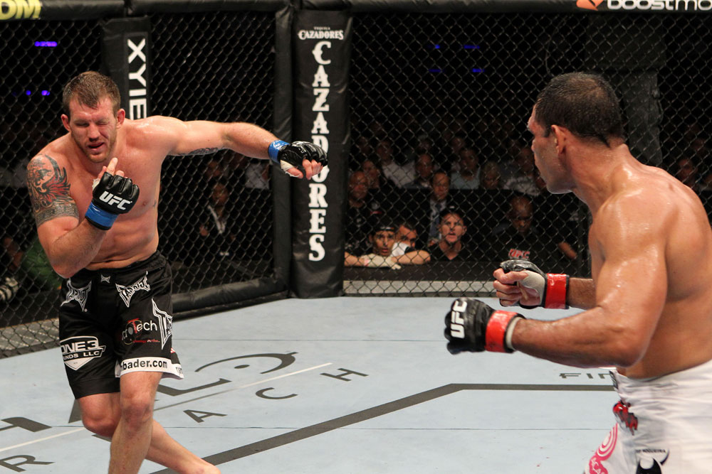 UFC 119: Nogueira vs. Bader