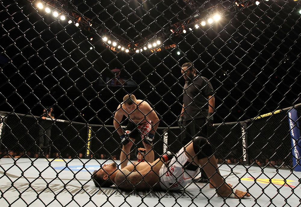 UFC 119: Mir vs. Cro Cop