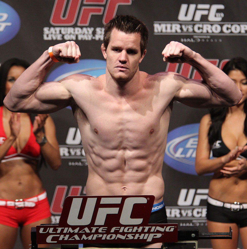 UFC 119 weigh ins: CB Dollaway