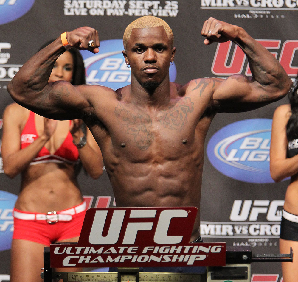 UFC 119 weigh ins: Melvin Guillard