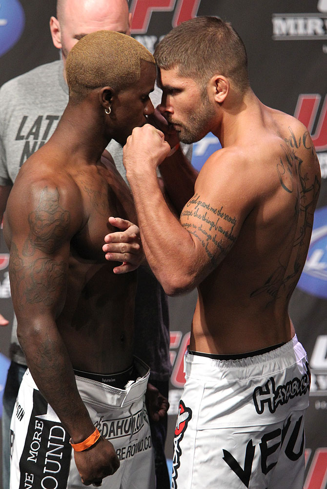 UFC 119 weigh ins: Guillard vs. Stephens