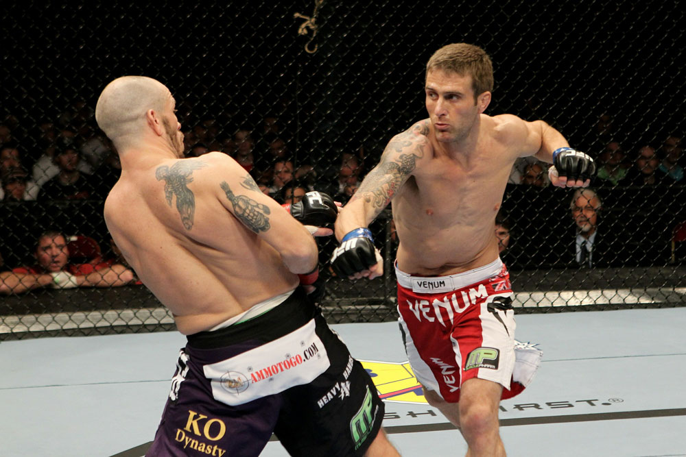 UFC 120: Fisher vs. Warburton